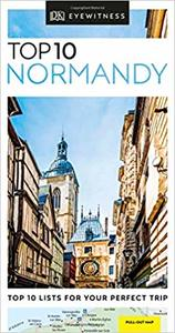Eyewitness Top 10 Normandy - DK Travel (Paperback) - Cover
