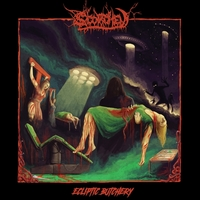 Scorched - Ecliptic Butchery (Vinyl) - Cover