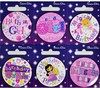Simon Elvin - Small Badge - Birthday Girl (Pack of 6)