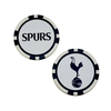 Tottenham Hotspur - Club Crest Poker Golf Ball Marker (2PK)