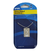 Tottenham Hotspur - Club Crest Silver Plated Dog Tag and Chain