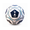"Tottenham Hotspur - Club Crest & Text ""Spurs"" Sprint Football (Size 1)"