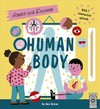 Scratch and Discover Human Body - Ana Seixas (Hardcover)
