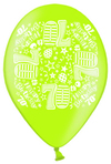 Simon Elvin - 10 inch Latex Balloon - Age 70 (Pack of 10) Cover