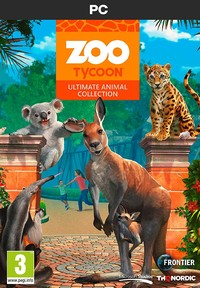 Zoo Tycoon: Ultimate Animal Collection (PC) - Cover