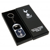 Tottenham Hotspur - Club Crest Torch Light Bottle Opener Keyring