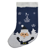 Tottenham Hotspur - Club Crest Xmas Applique Stocking