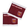 West Ham United - Club Crest 2 Tone Wristbands (2PK)