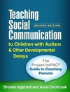 Teaching Social Communication to Children With Autism and Other Developmental Delays - Brooke Ingersoll (Paperback)