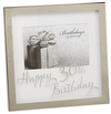 Widdop Birthdays By Juliana - 6x4 inch Mirror Print Box Frame - 30th Birthday Cover