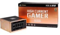 ANTEC High Current Gamer 850W Extreme Gold Fully Modular PSU - Cover