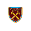 West Ham United - Club Crest Pin Badge