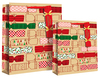 Eurowrap - Christmas Cracker Bags - Large (Pack of 12)