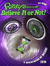 Ripley's Believe It or Not! 2019 (Hardcover)