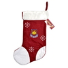 West Ham United - Club Crest Xmas Applique Stocking