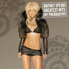 Britney Spears - Greatest Hits (CD) Cover