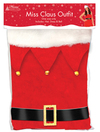 Home Collection - Christmas Miss Claus Costume  - One Size