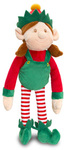 Keel Toys - Christmas Dangly Elf Girl - 20cm