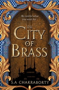 City of Brass - S.A. Chakraborty (Paperback)