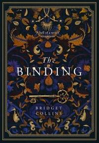 The Binding - Bridget Collins (Trade Paperback) - Cover