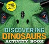 Discovering Dinosaurs Activity Book - Cider Mill Press (Hardcover)