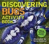Discovering Bugs Activity Book - Cider Mill Press (Hardcover)