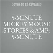 5-minute Mickey Mouse Stories & 5-minute Minnie Tales - Disney Book Group (CD/Spoken Word) - Cover