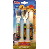 Lion Guard - Characters Cutlery Set (3pc)