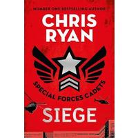 Special Forces Cadets: Siege - Chris Ryan (Paperback)