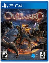 Outward (US Import PS4) - Cover
