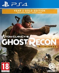 Tom Clancy's Ghost Recon: Wildlands - Year 2 Gold Edition (PS4) - Cover