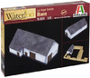 Italeri - 1/72 - Waterloo (200 years) La Haye Sainte Barn (Plastic Model Kit)