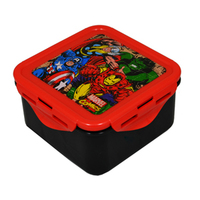 Marvel Comics - Square Food Container - Cover