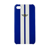 Mini Crest - iPhone 4/4S Hard Phone Case