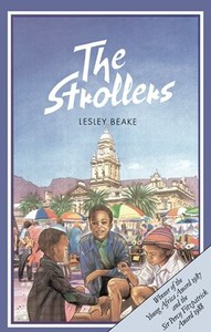 The Strollers - Lesley Beake (Paperback) - Cover