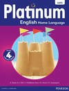 Platinum English CAPS: Platinum English Home Language: Grade 4: Learner's book Gr 4: Learner's Book -  (Paperback)