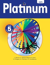 Platinum Mathematics CAPS: Grade 5: Learner's Book - L. Bowie (Paperback) - Cover