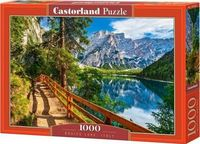 Castorland - Braies Lake, Italy Puzzle (1000 Pieces) - Cover