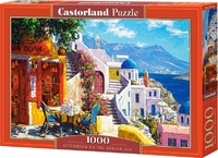 Castorland - Afternoon On the Aegean Sea Puzzle (1000 Pieces) - Cover