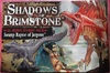 Shadows of Brimstone - Swamp Raptor of Jargono XL Enemy Pack Expansion (Board Game)