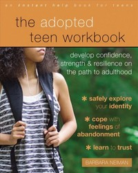 The Adopted Teen - Barbara Neiman (Paperback) - Cover