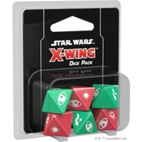 Star Wars: X-Wing Second Edition - Dice Pack (Miniatures) - Cover