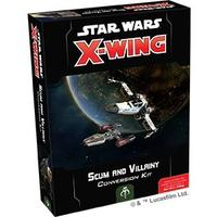 Star Wars: X-Wing Second Edition - Scum and Villainy Conversion Kit (Miniatures)