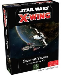 Star Wars: X-Wing Second Edition - Scum and Villainy Conversion Kit (Miniatures) - Cover