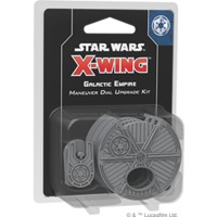 Star Wars: X-Wing Second Edition - Galactic Empire Maneuver Dial Upgrade Kit (Miniatures) - Cover