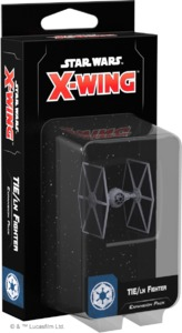 Star Wars: X-Wing Second Edition - TIE/ln Fighter Expansion Pack (Miniatures) - Cover