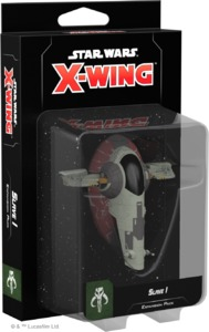Star Wars: X-Wing Second Edition - Slave I Expansion Pack (Miniatures) - Cover