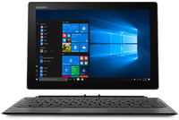 Lenovo - Miix 520 i3-7130U 4GB RAM 128GB SSD Win 10 Pro 12.2 inch Touch Notebook - Iron Grey - Cover