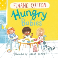 Hungry Babies - Fearne Cotton (Hardcover) - Cover
