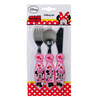 Disney - Minnie Day Out Cutlery Set (3pc)